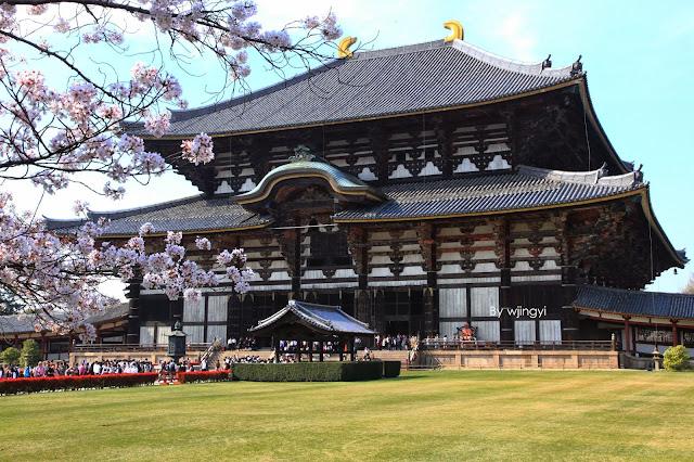 Todaiji Temple 東大寺 , Nara ~ Pieces of Me