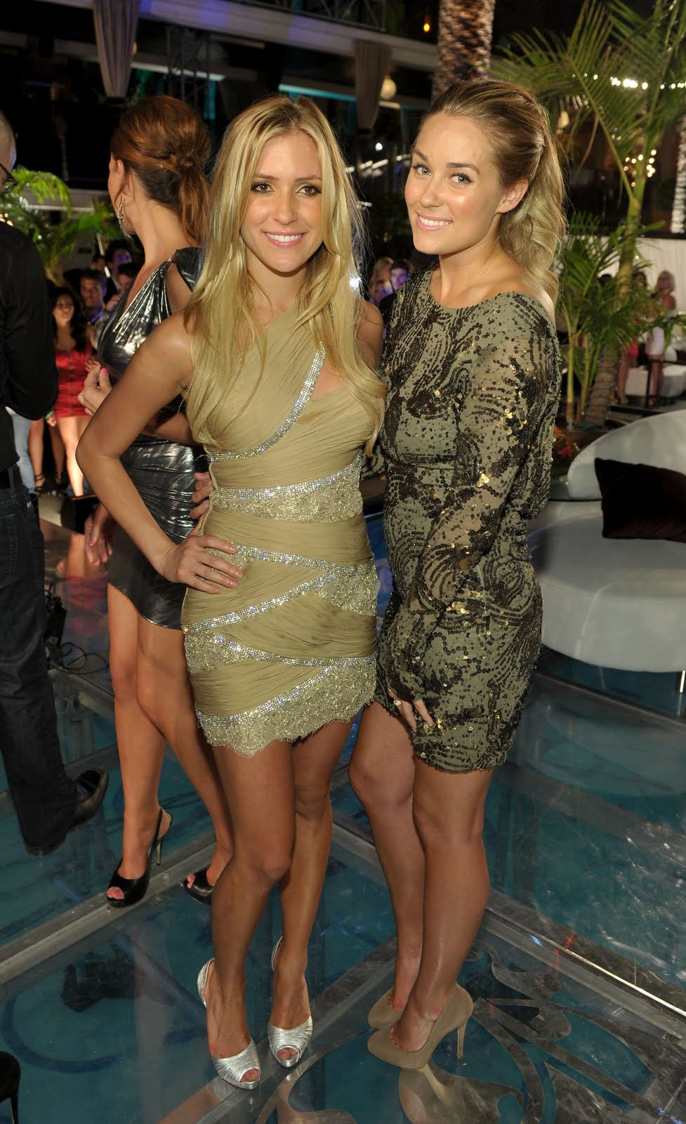 Kristin Cavallari   quot Lauren Conrad Isn t Trashy Enough For MTV quot Lauren Conrad And Kristin Cavallari 2013