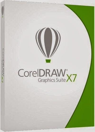 CorelDRAW Graphics Suite X7 32 e 64 Bits + Ativação