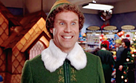 Christmas Season As Told By Buddy The Elf