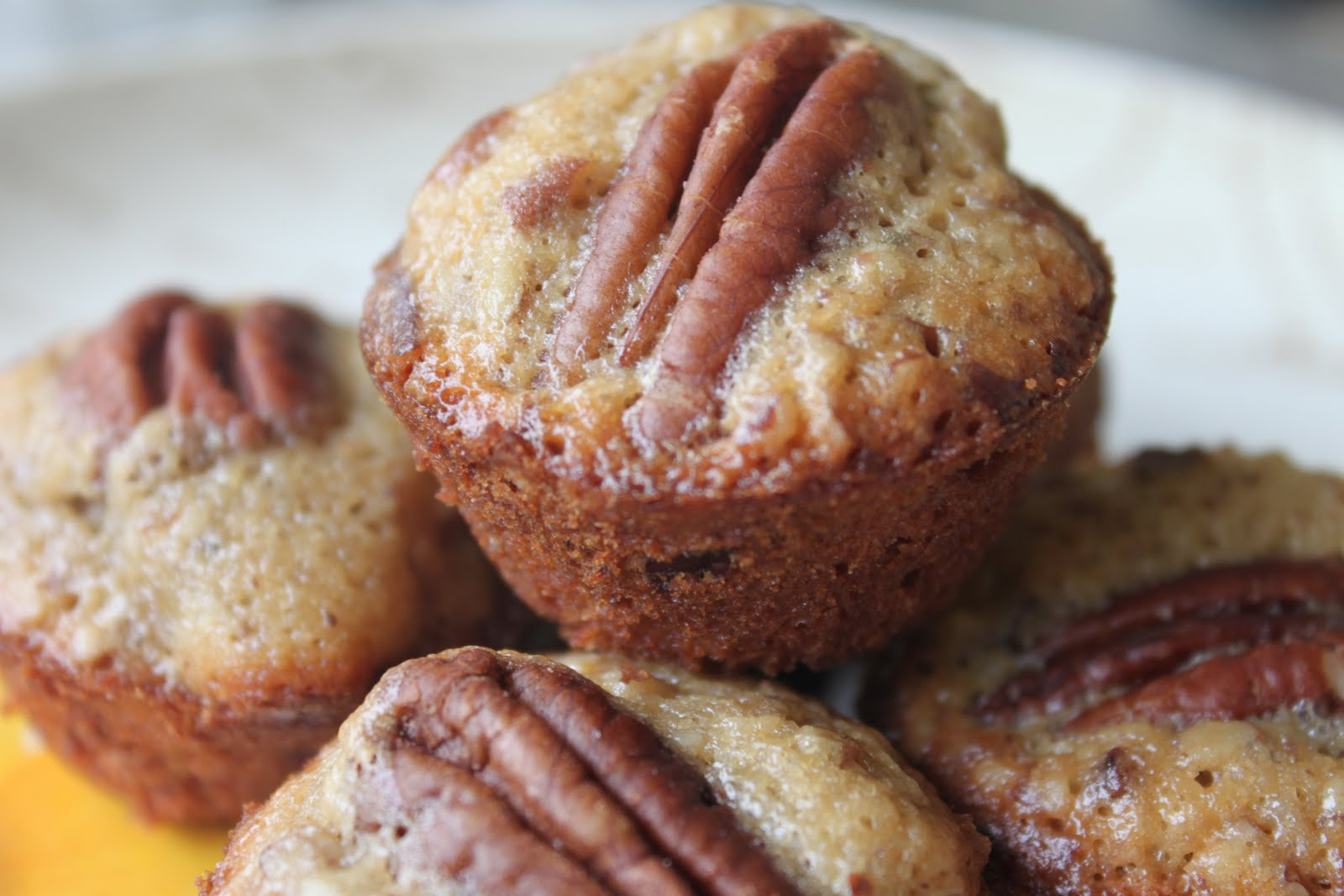 Well-Seasoned Life: Recipe Snapshot: Pecan Pie Muffins