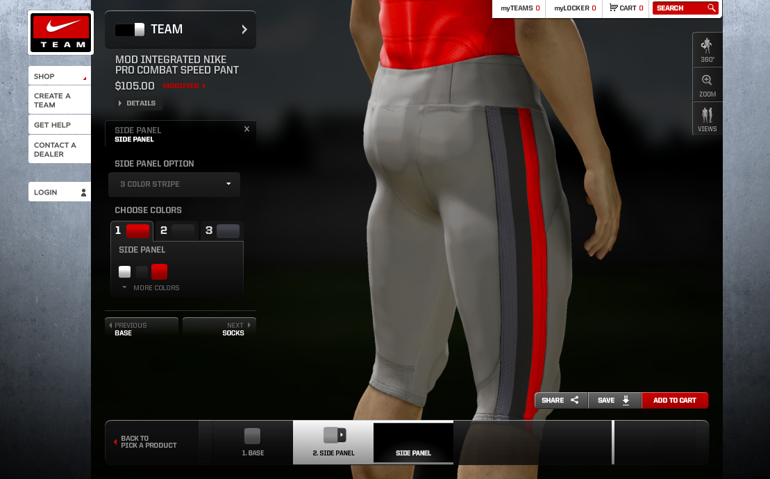 Football Uniform Maker 48