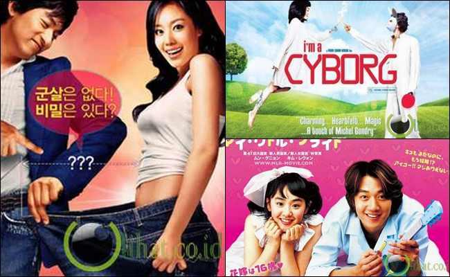 10 Film dari Korea Selatan yang paling Romantis