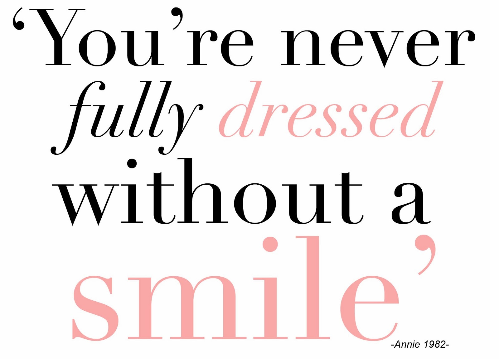 Quotes About Smiles Smile And Be Ha...