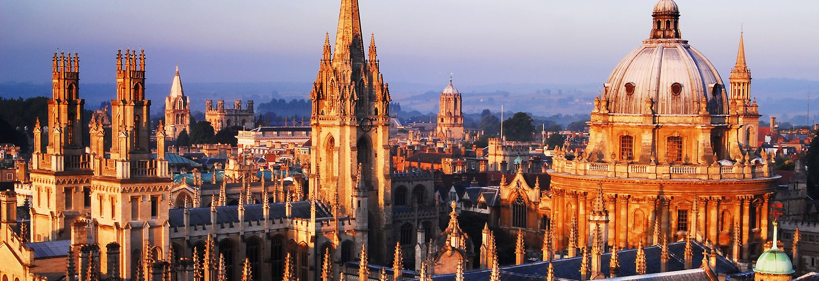 20 Years From Now: Oxford: Town & Gown - Part I