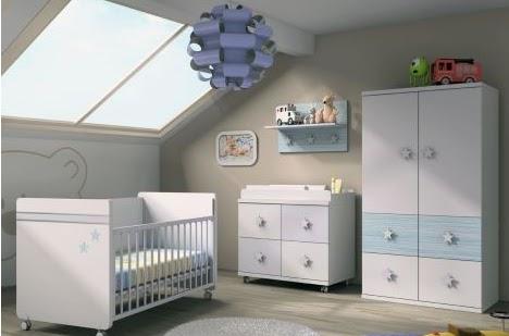 A mi manera muebles para el cuarto del beb - Muebles para habitacion de bebe ...