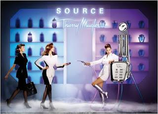 Thierry Mugler的加油站即日為你加油!!! >>8月6-12 日 時代廣場連卡佛1/F