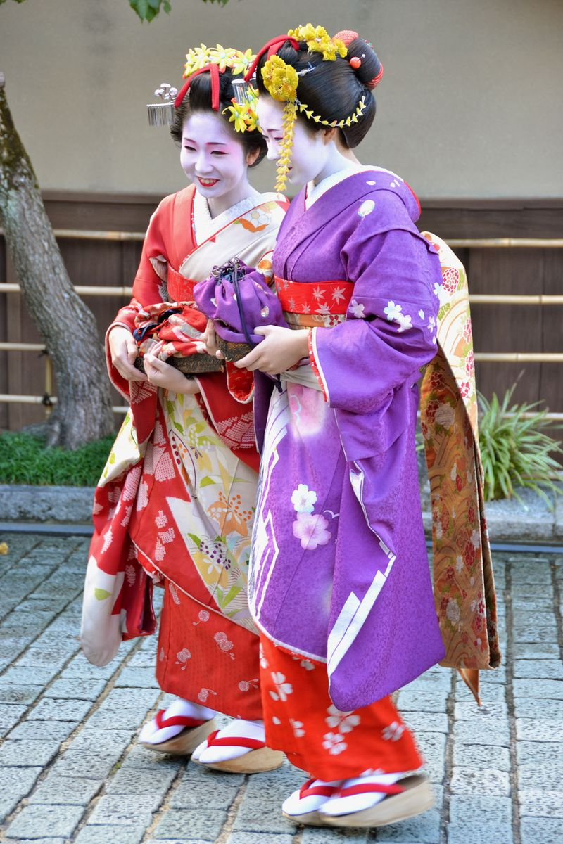 Hairstyles Popular 2012 The Japanese Traditional