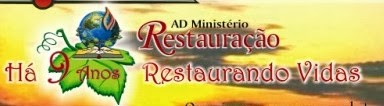Igreja Assembléia de Deus - Ministerio Restauração