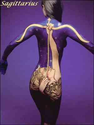 Sagittarius Tattoo Designs