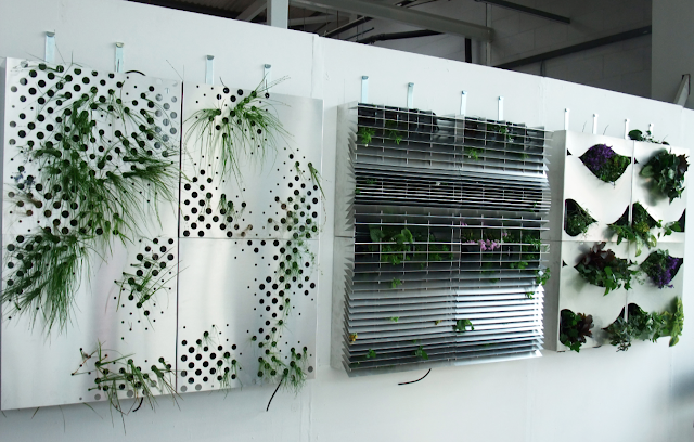 W t william lee eco systems for Living wall systems