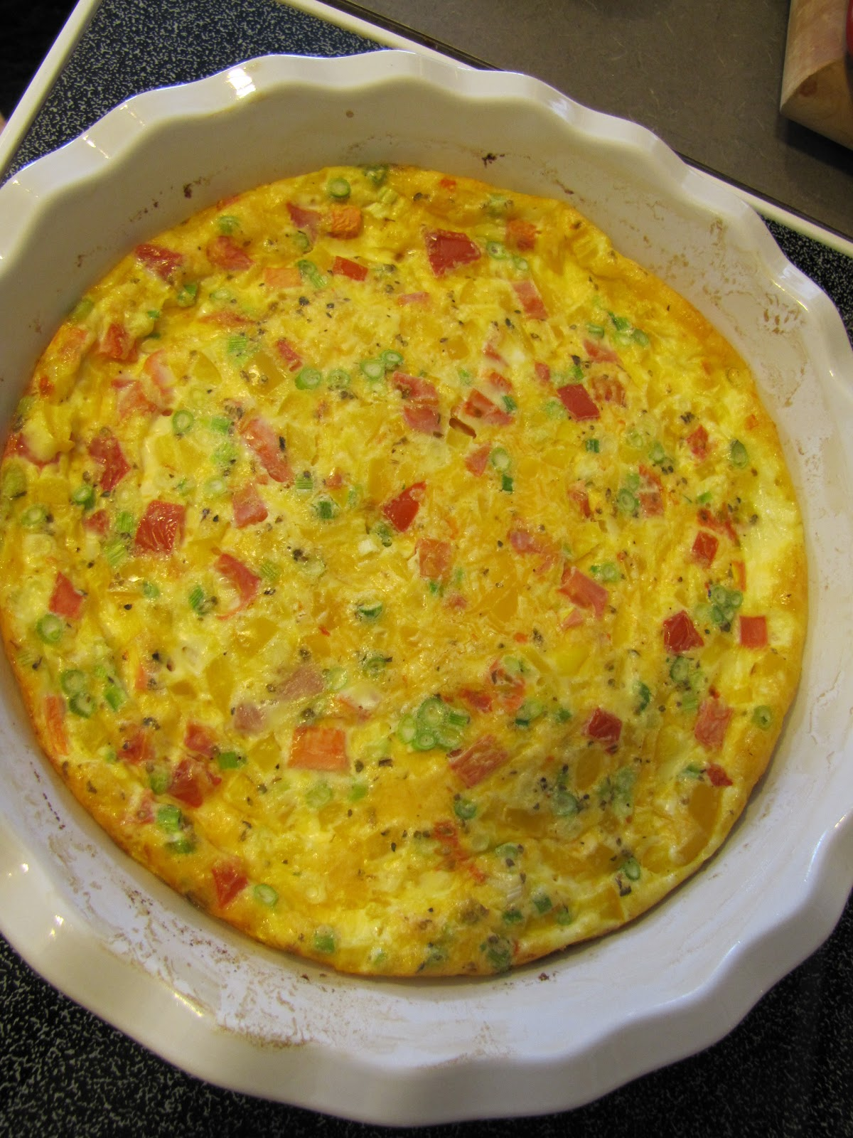 goat cheese frittata mini frittatas with ham and cheese ham and cheese ...