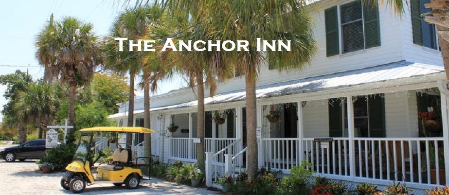 The Anchor Inn Boca Grande Florida