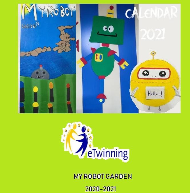 MY ROBOT GARDEN