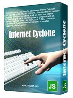 أفضل برنامج لتسريع الانترنت بسرعة خيالية مع العملاق Internet Cyclone 2.16