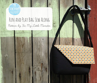 Run and Play Bag Sew Along: Day Five
