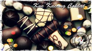 Cara Membuat Kue Kering Kacang Coklat Nikmat dan Dasyat