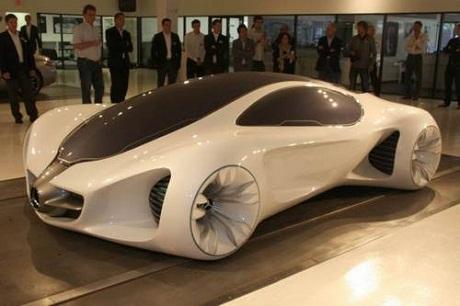 Mercedes Biome Concept car