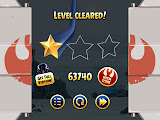 Angry Birds Star Wars Level Clear