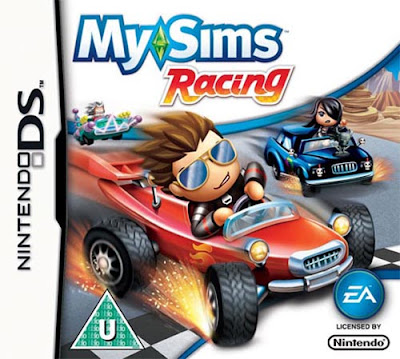 Auto Racing Disasters on Rom Nintendo Ds  My Sims Racing Download Ita Nintendo Ds Rom Eu