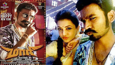 Maari 2015 Movie Review,Songs,Videos,Rating,Story,Trailer,Wallpaper