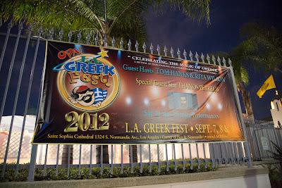 Greekfest LA