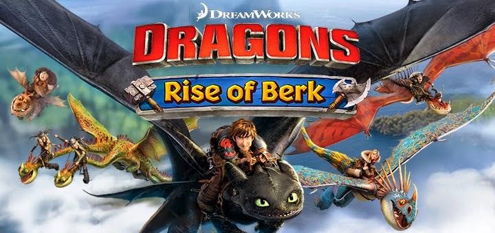 Dragons: Rise of Berk v1.2.10 APK MOD