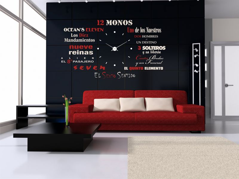 Ideas para decorar paredes for Decorar paredes living