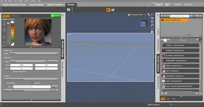 3D-Programm Daz3D