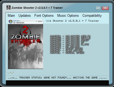 trainer zombie shooter 2 | Frankenstain Cheats