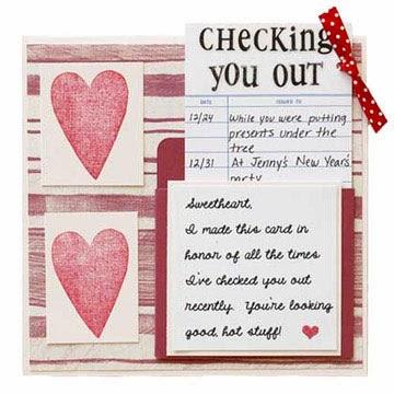 Modern Furniture 2014 Romantic Handmade Valentines Day Cards Ideas