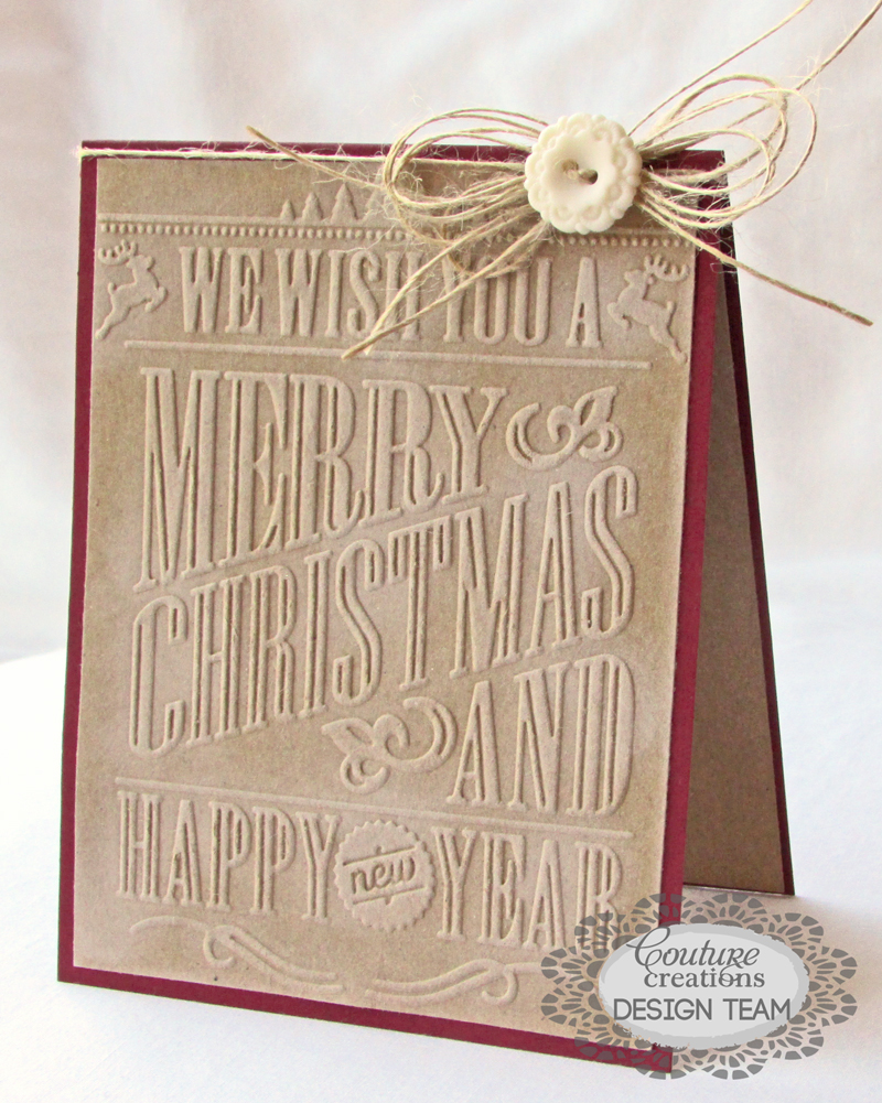 WorldWin Papers: Soft and Pretty Christmas Cards