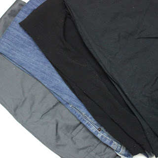 Pant altering tutorial