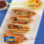 Hudson Canola Oil - Give Away @ My Culinary Trial Room