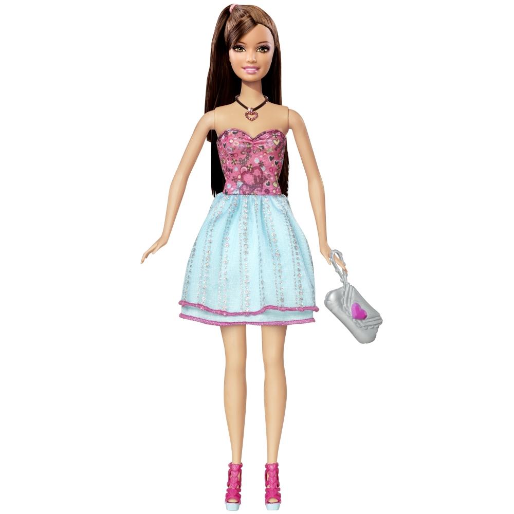 divertido juego barbie:
