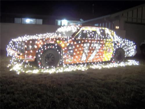NASCAR Christmas 17