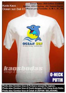 Kaos Ocean sun Bali 01
