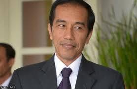 Mercedes Benz Jokowi