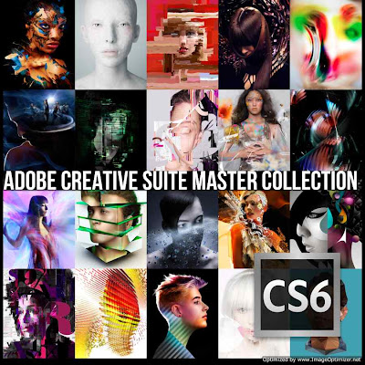 Adobe Creative Suite CS6 Master Collection full version