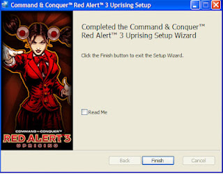 Install Red Alert 3
