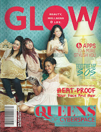 Cover of GLOW Magazine