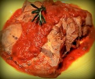 Carne asada a la piamontesa