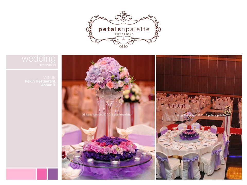 Wedding Event Decoration Wedding Decoration Malaysia Floral
