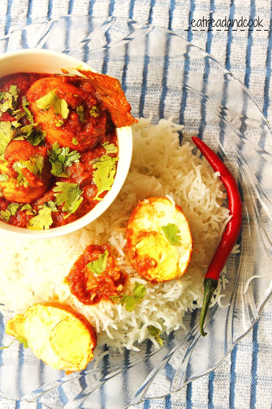 How To Cook Bengali Dimer Kosha Or Bengali Dry And Spicy Egg Curry