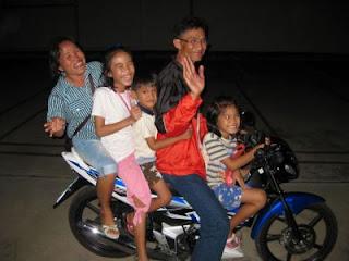 familia tailandeza