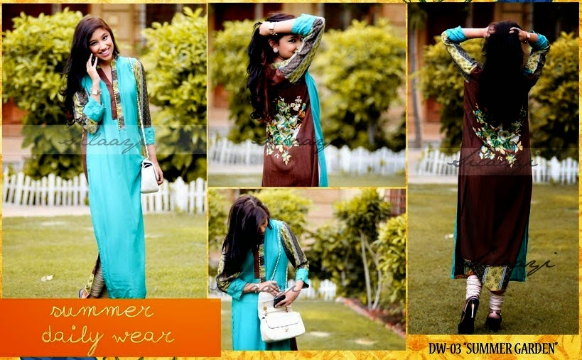 Silaayi Summer Dresses Collection