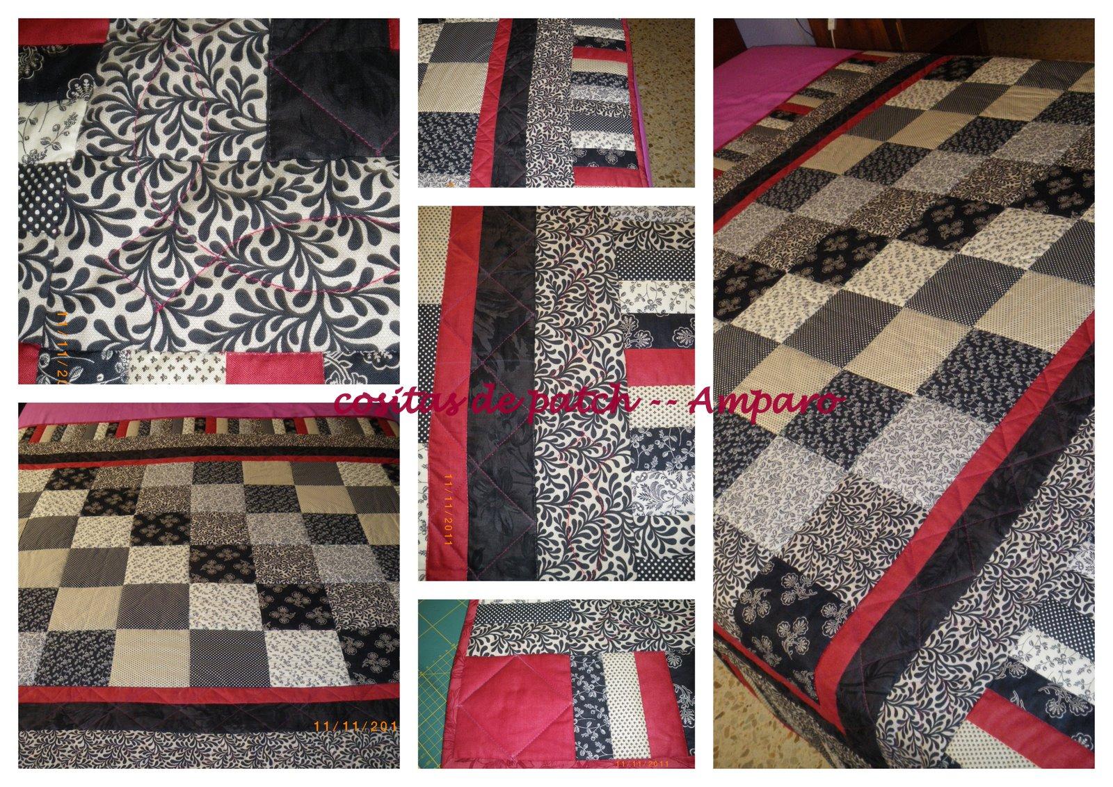 Cositas de patch cubre pies de cama for Cubrepies de cama