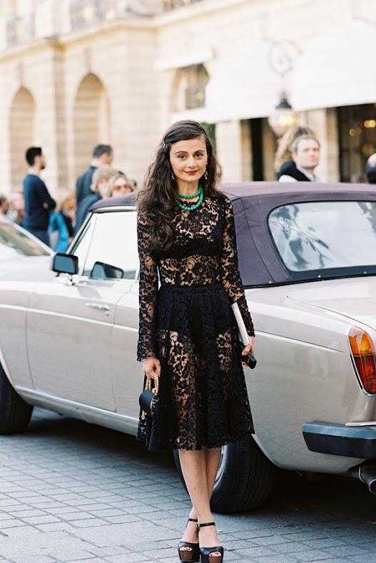 Vanessa Jackman: Paris Couture Fashion Week AW 2012/13Vika