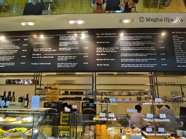 Bali Thai Cafe Singapore Menu