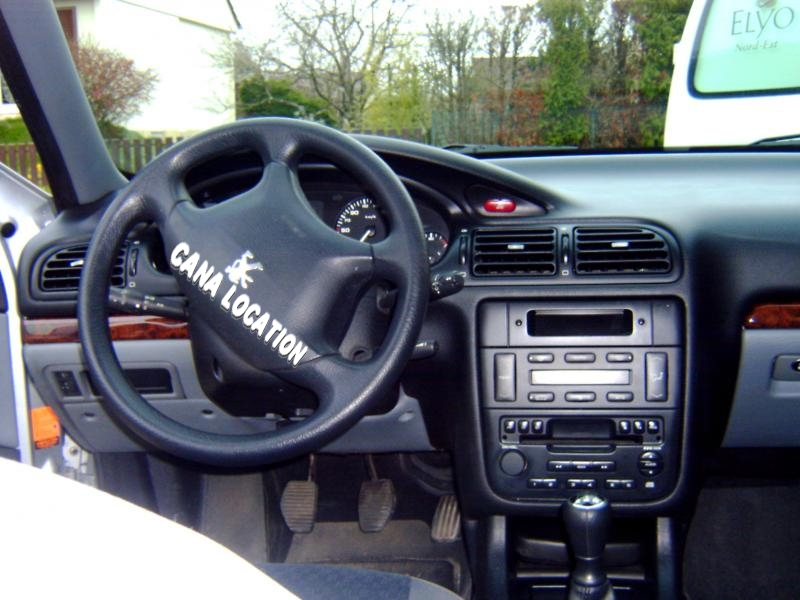 Peugeot 406 agence cana location for Peugeot 406 interieur